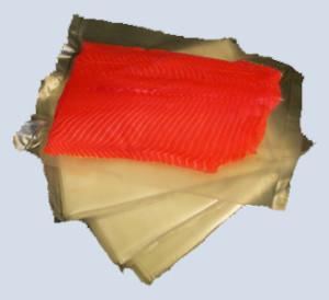 50 Pcs. 11″ x 22″ Bags 2 Gallon Bags FoodSealer 5 Mil Vacuum Sealer FoodSaver Bags
